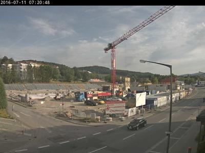 Neubau Stadthalle Cham