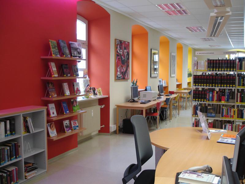 Bibliothek Cham